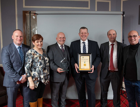 Cambridgeshire Fire and Rescue service Awards